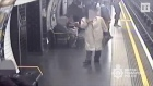 91-year-old man pushed in front of train in London