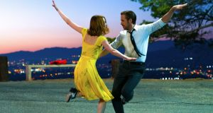 Emma Stone and Ryan Gosling in La La Land, which was among the most popular movies at Odeon's Irish cinemas last year. Photograph: Dale Robinette/Lionsgate