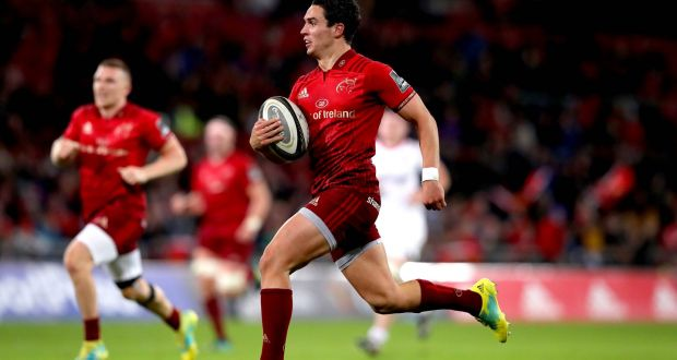 3b4da22a9a6f Joey Carbery  looks like being in pole position in the race to succeed  Jonny Sexton