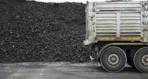 """If you took a truckload of coal today and took it across the Border, you could save €2,200. And next week you can save €3,300."" Photograph: iStock"