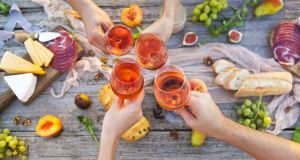 The absolutely delightful thing about natural wines is that they are great with food. Photograph: iStock