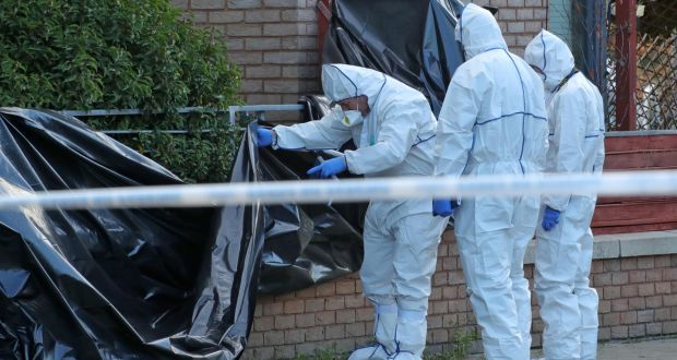 Father of two shot dead weeks after Garda warning