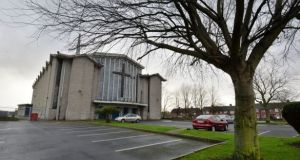 The Church of the Annunciation, Finglas. The building is to be demolished to make way for a smaller church building. Photograph: Alan Betson