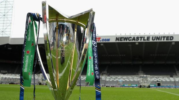 The 2018-19 Heineken Cup final will be held at Newcastle United's St James' Park. Photograph: David Rogers/Getty