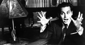 Johnny Depp: Excellent in 'Ed Wood'