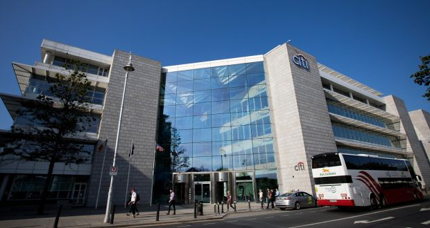 Citibank Europe fined €1 33m by Irish Central Bank for