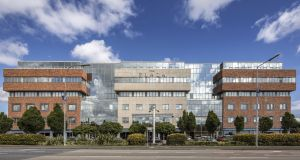 The Plaza, Tallaght, Dublin 24, goes on sale today on the instructions of Nama for €15 million. Photograph: Gareth Byrne