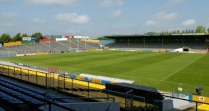 A food stand at Semple Stadium, Thurles, was hit with a closure order in September.