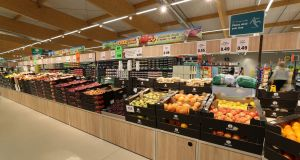 Lidl is also trial more upackaged fruit and vegetable options with over 25 per cent of its fresh produce range now packaging-free.