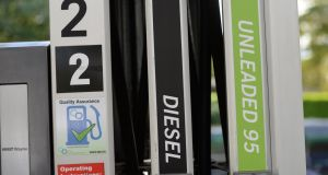 A new 1 per cent surcharge on the Vehicle Registration Tax (VRT) charged on all new diesel cars has been introduced in the Budget. It was the only move against diesel, contrary to expectations that excise duty may be increased on the fuel
