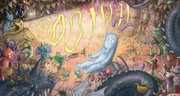 Children's books round-up: Scares and laughs that go bump in