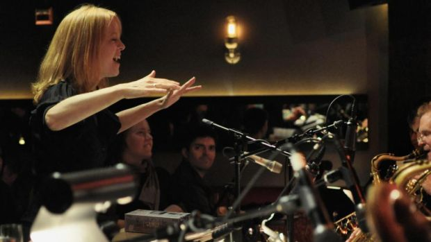The Maria Schneider Orchestra plays Cork City Hall on Sunday, October 28th as part of the Cork jazz festival