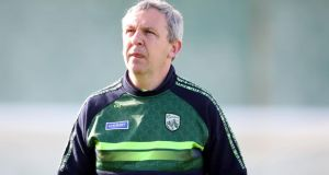 Peter Keane has been confirmed as the new Kerry manager on a three-year term. Photograph: Bryan Keane/Inpho