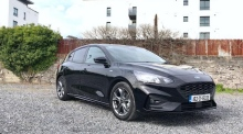 Our Test Drive: the Ford Focus ST-Line