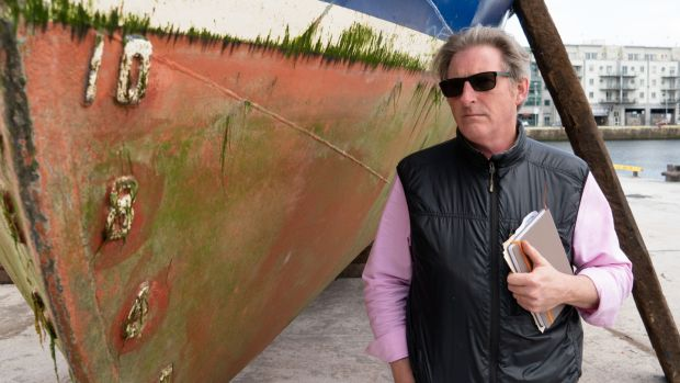 Adrian Dunbar on Who Do You Think You Are?