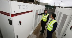 Battery storage solution from ESB's Smart Energy Services is a win-win for business