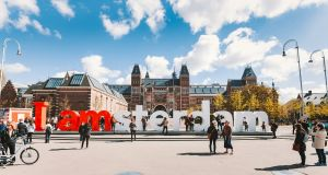Amsterdam: language and cultural differences can be a challenge, Photograph: iStock