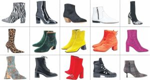 Ankle boots: this selection should keep you stylishly grounded this winter