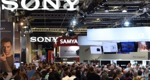 There have been industry rumours that Sony might be planning a tablet that would connect to multiple devices. Photograph: Getty