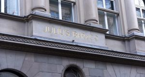 Julius Baer is one of Switzerland's oldest banks. Photograph: iStock