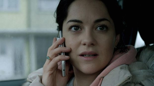 Sarah Greene plays Rosie who is ejected, with her family, from their home when the landlord decides to sell.