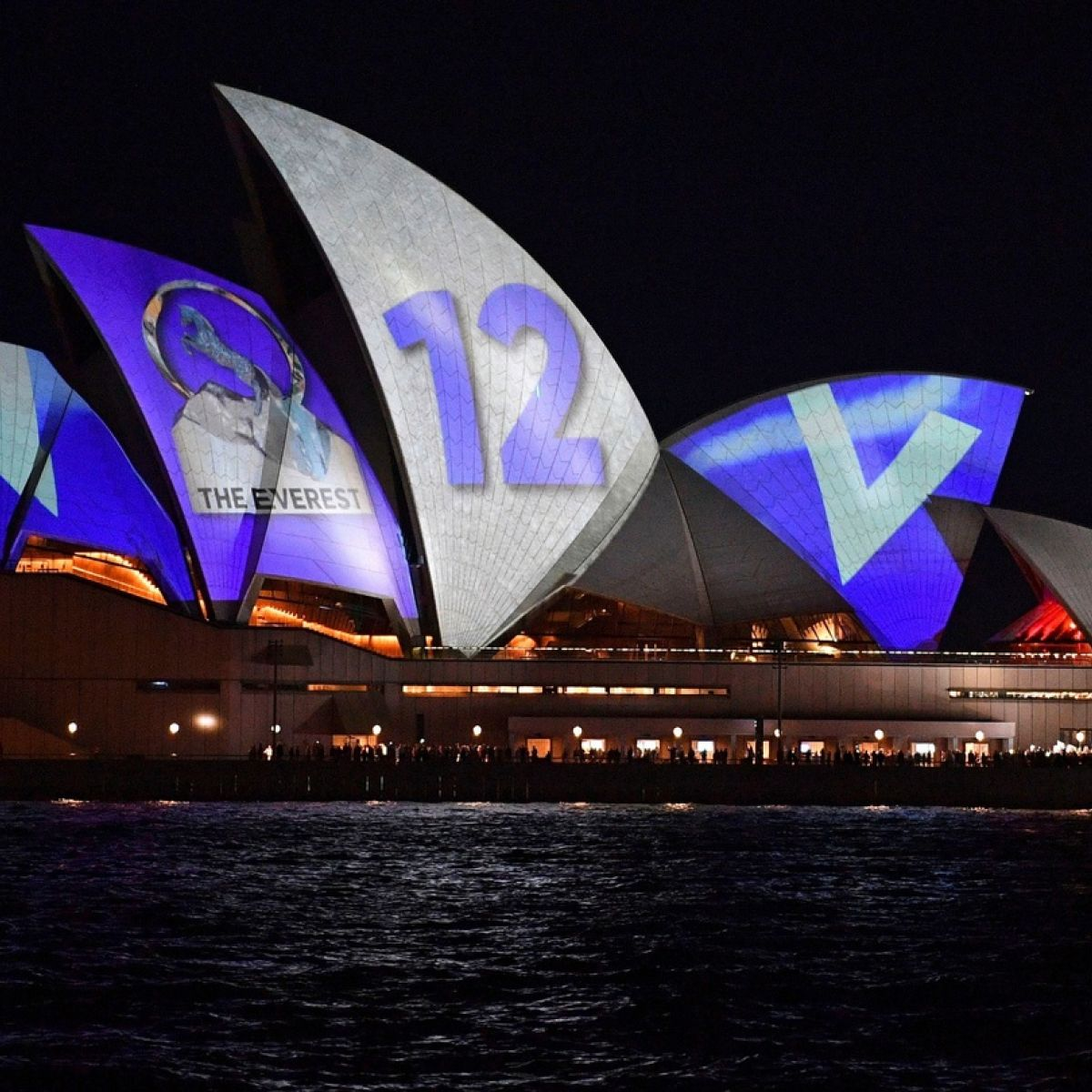 Racing Ad On Sydney Opera House Far From Plain Sailing