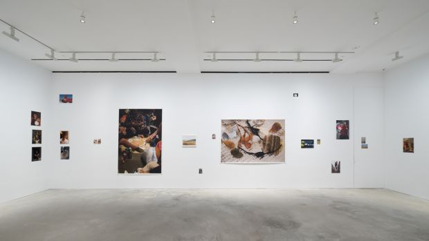 View of Wolfgang Tillmans, David Zwirner, Hong Kong, 2018