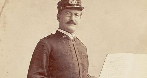 "Patrick Sarsfield Gilmore: composer of the ballad ""When Johnny Comes Marching Home"""