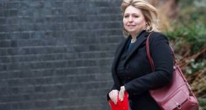 Northern Secretary Karen Bradley: has ran a consultation on addressing the legacy of the North's past