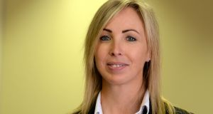 Data Protection Commissioner Helen Dixon welcomed the increase in funding for her office.  Photograph: Cyril Byrne/The Irish Times