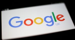 Google is seen as key target of the digital tax proposal. Photograph: PA