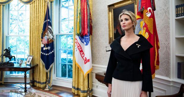 Donald Trump says Ivanka Trump can replace Nikki Haley