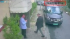 CCTV footage shows Jamal Khashoggi walking into Saudi consulate
