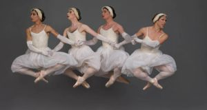Les Ballets Trockadero review: Even the most po-faced ballet fans will giggle