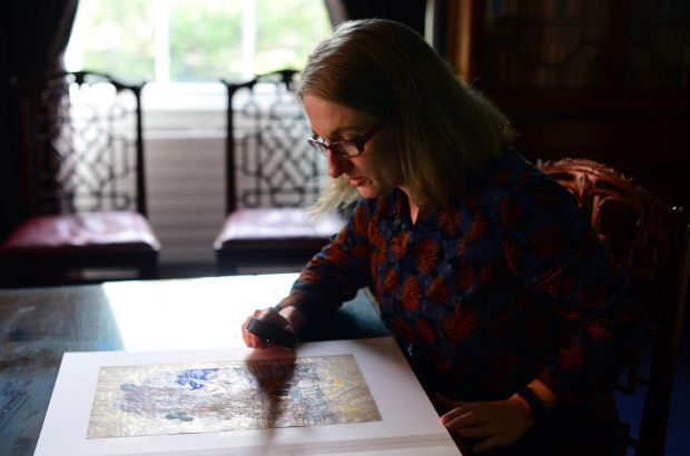 Chester Beatty Library: Moya Carey looks at The Book of Kings. Photograph: Bryan O'Brien
