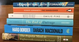 The six shortliasted titles