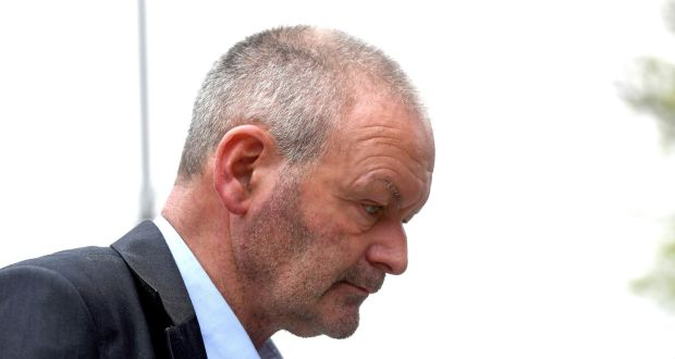 Michael Ferris has pleaded not guilty at the Central Criminal Court in Tralee to murder. Photograph: Domnick Walsh/Eye Focus