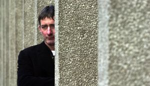 "Eoin McNamee: ""I don't see it as a crime novel at all."" Photograph: Eric Luke"