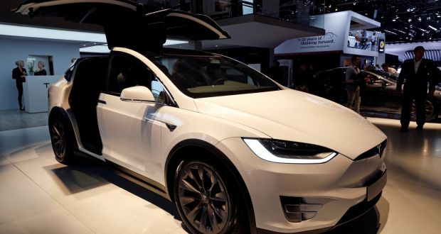 The Family Orientated Model X Starts At 101 870 Photograph Reuters Regis
