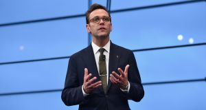 James Murdoch has become the favourite to succeed Elon Musk as the chairman of Tesla, which has to replace the electric carmaker's founder in the role by the middle of next month