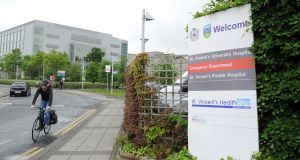 St Vincent's Healthcare Group owns three facilities in Dublin. Photograph: Aidan Crawley