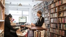 'Bookstores are one of the most important elements of any high street'