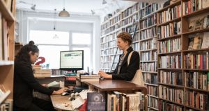 """Don't forget about your local bookshop because the day might come when it's gone forever."" Photograph: Getty Images"