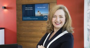 Joanne Geary, director of marketing and digital transformation with Sherry FitzGerald, says the next phase of development will focus on sellers, and launch in spring 2019