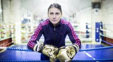 Katie Taylor: 'Stepping away from my dad was difficult'