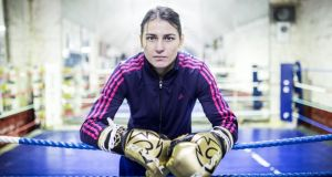 Katie Taylor in Ross Whitaker's documentary