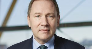Outgoing Aer Lingus chief executive Stephen Kavanagh
