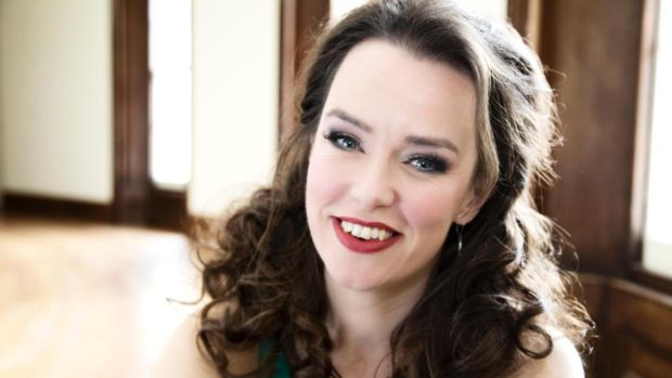 Wexford Festival Opera: Sharon Carty, who plays Lucy Talbot in Dinner at Eight