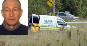 Joseph Hillen  had pleaded not guilty to the murder of taxi driver Martin Mulligan (inset)