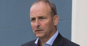 Fianna Fáil leader Micheál Martin: in 2016, he and his party membership settled for confidence and supply out of genuine national motives. Photograph: North West Newspix